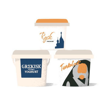 larsa yoghurt