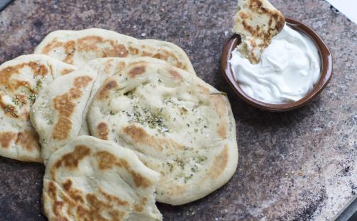 turkisk yoghurt bröd recept